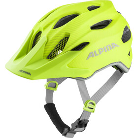 Alpina Carapax Flash Helmet Kinder be visible